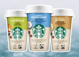 Starbucks Just Launched 3 New Dairy-Free Ready-to-Drink Coffees