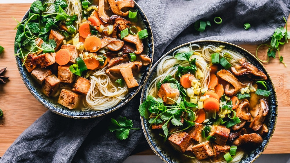 This Zesty Orange Tofu Recipe Is Packed With 26 Grams of Protein