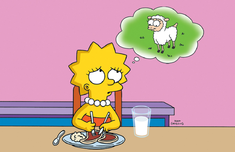 Paul McCartney Keeps Tabs on 'The Simpsons' to Make Sure Lisa Is Still Vegetarian