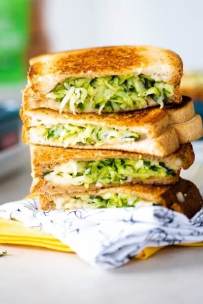 vegan toastie recipes