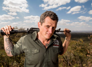 This Former Sniper Is Now Protecting Endangered Species With a 'Vegan Army'