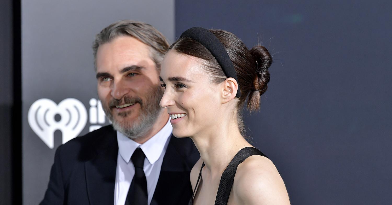 Joaquin Phoenix and Rooney Mara Help Donate 1 Million Beyond Burgers