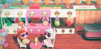 Animal Crossing Now Has a Vegan Ice Cream Shop