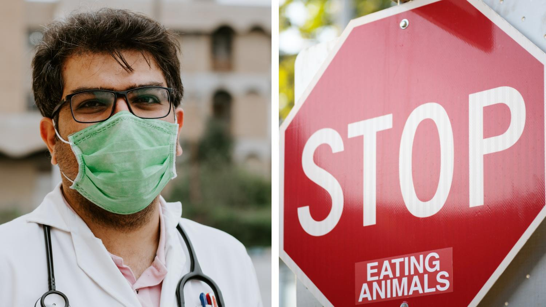 300 Health Professionals Urge the UK to Go Vegan to Avoid Pandemics