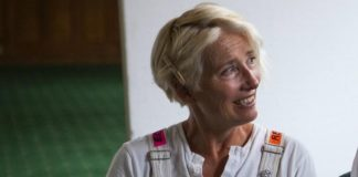 Emma Thompson Is a Climate Activist in the New Film 'Extinction'