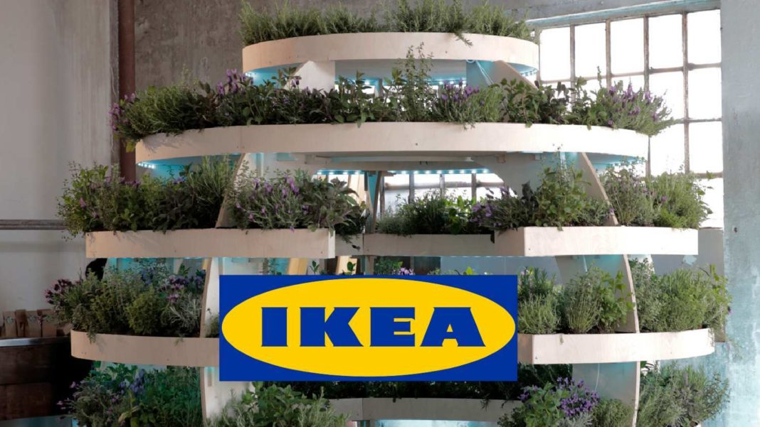 IKEA Just Shared Its Garden Sphere Design for Free