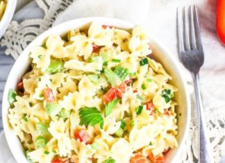 Serve This Vegan Macaroni Salad at Your Next Cookout