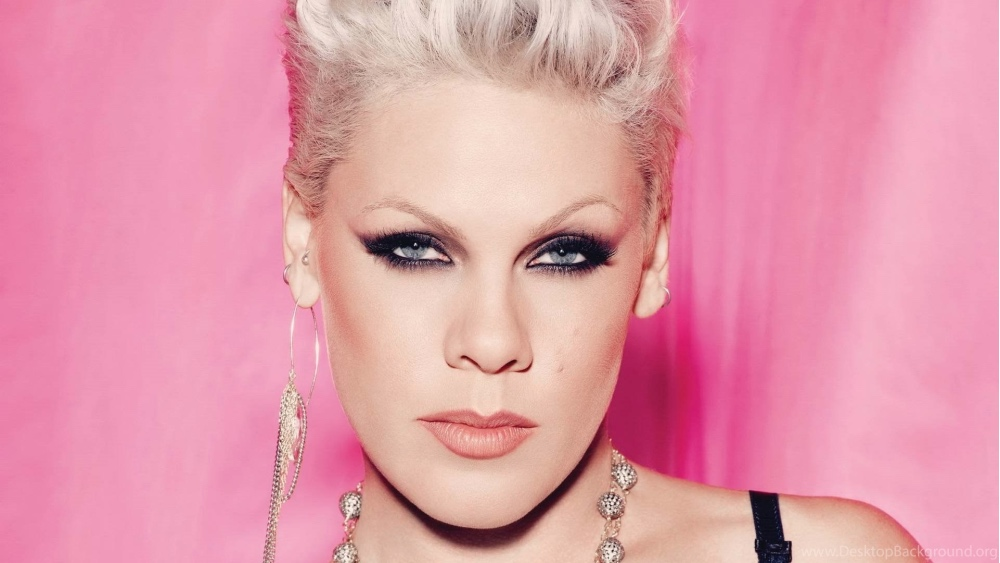 Pink Just Took Up Vegan Baking During Quarantine