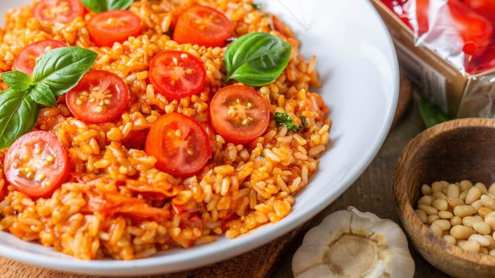Warm Up Your Life With This Creamy Vegan Risotto