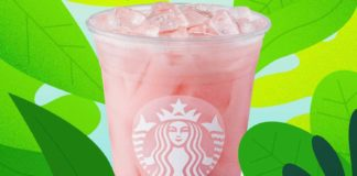 Starbucks Launches Vegan Iced Guava Drinks With Coconut Milk
