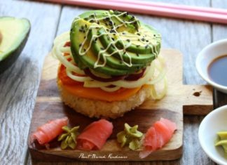 Top These Vegan Sushi Rice Patties With Edamame or Fried Tofu