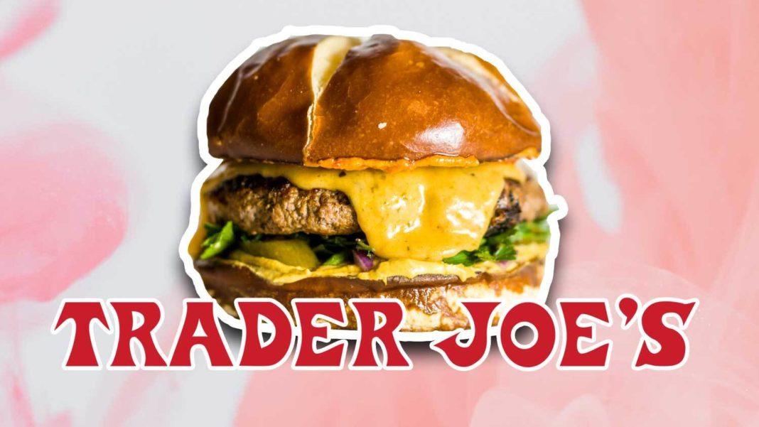 Trader Joe's Just Launched Vegan Turkey Burgers