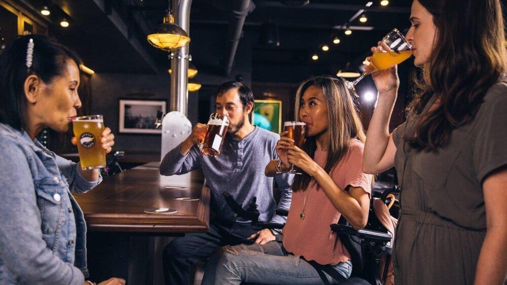 Vegan Beer Hall Set to Open in Boston