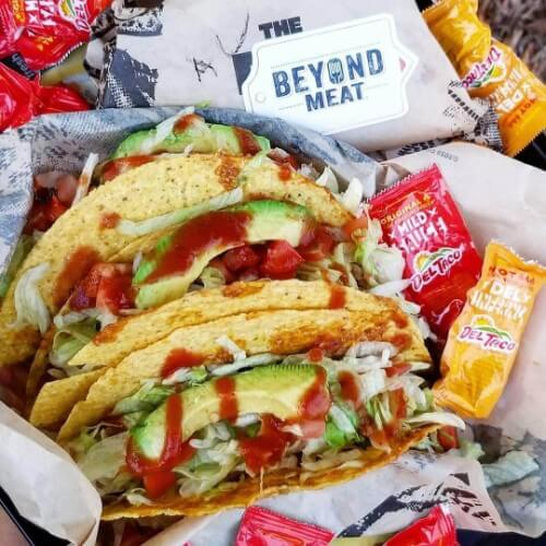 TK Vegan Drive-Thru Meals and Restaurants for Your Fast-Food Fix