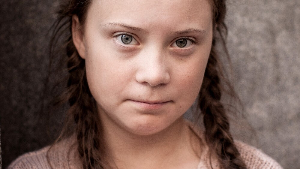 Greta Thunberg Stars In Climate-Focused Pearl Jam Music Video
