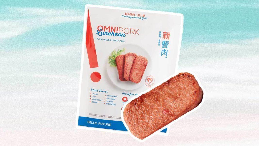 Omnipork (Finally?) Launches Vegan SPAM