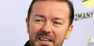 Ricky Gervais Is Eating Lots of Vegan Meat In Lockdown