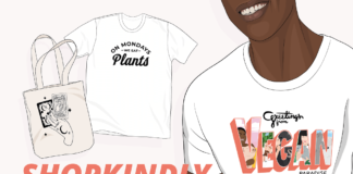 LIVEKINDLY Releases Limited-Edition Line of Vegan Eco-Friendly Apparel