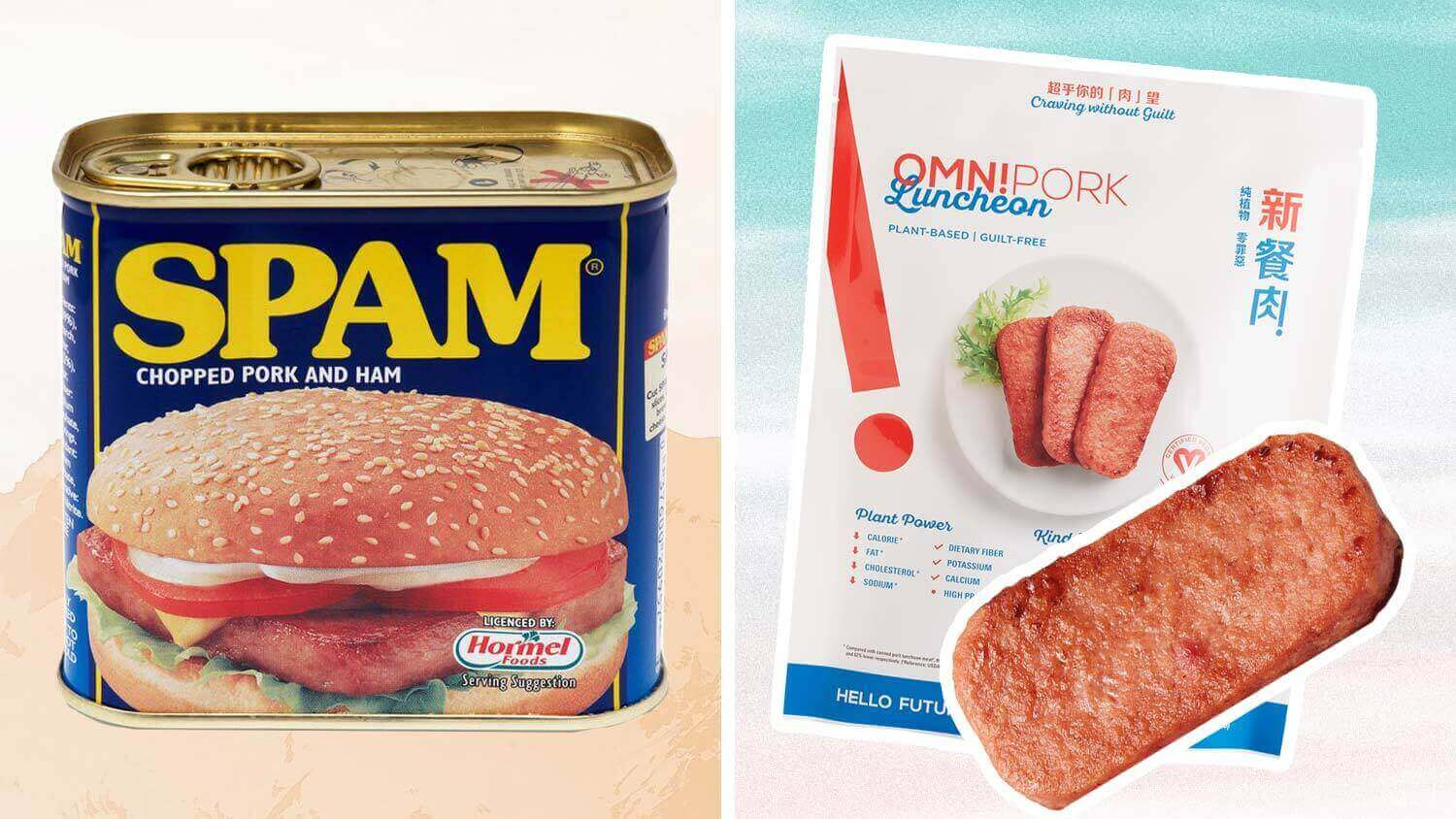 Omnipork (Finally?) Launches Vegan SPAM