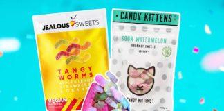 这些都是11种最佳素食英国便士糖果