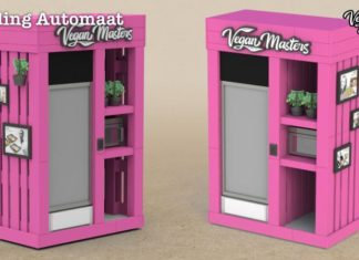 'COVID-Proof' Vegan Vending Machines Are Launching In the Netherlands