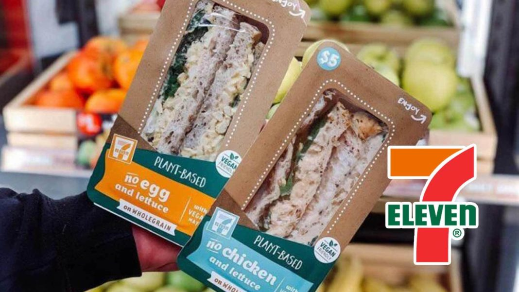 7-Eleven Now Has Vegan Sausage Rolls and Beef Pies