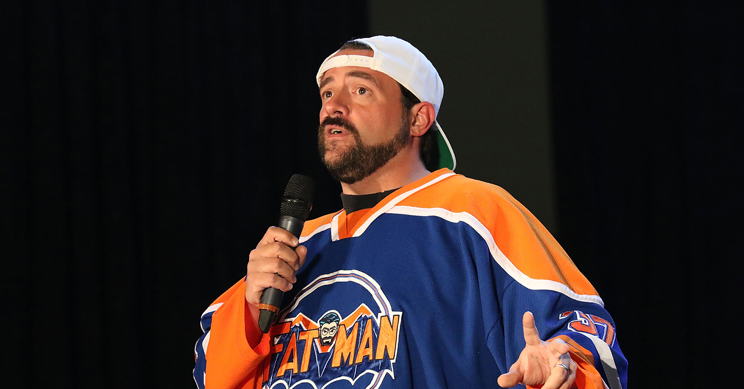 Kevin Smith on Mooby's and the Vegan Future of Fast Food
