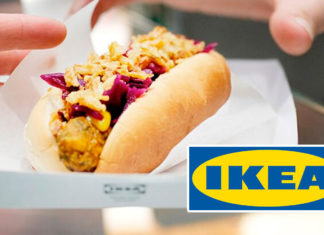 IKEA's $1 Vegan Hot Dogs Will Soon Be Available for Delivery