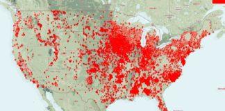 超过暴露了新地图27000个隐藏的工厂化农场