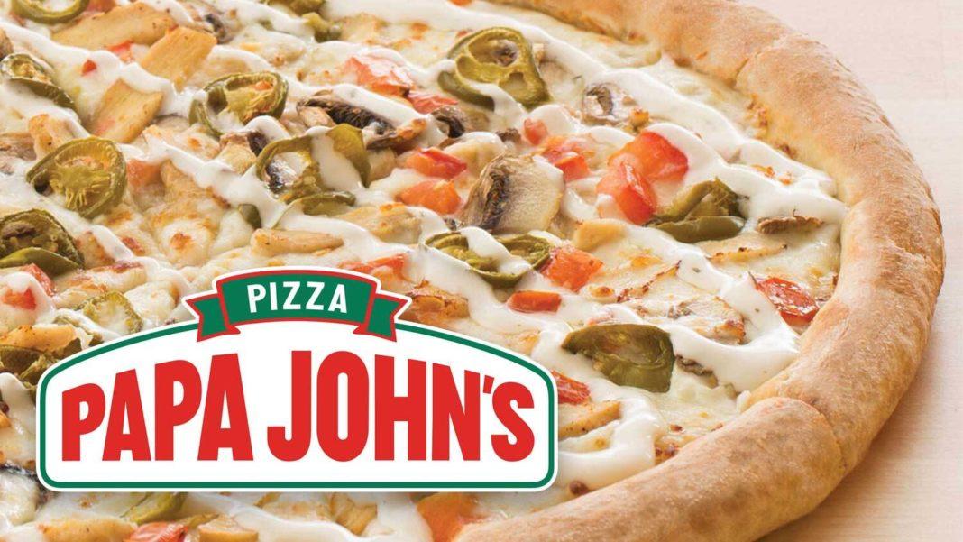 Papa John's Is Launching Vegan Spicy Cheese Pizzas