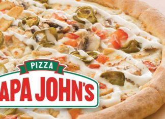 Papa John's Is Launching Vegan Spicy Cheese Pizzas