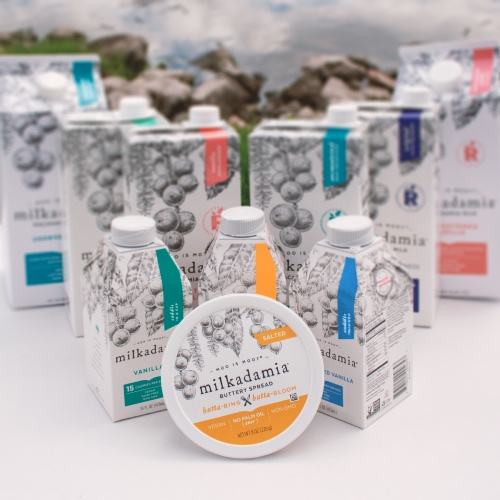 Milkadamia's products do not contain palm oil. | Milkadamia