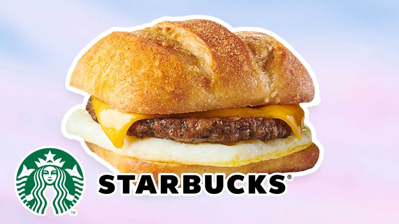 Starbucks U.S. Is Launching Vegan Impossible Breakfast Sausages