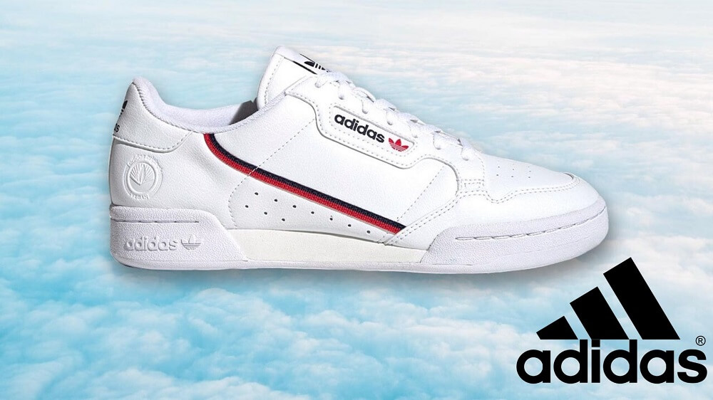 adidas schoenen in de was