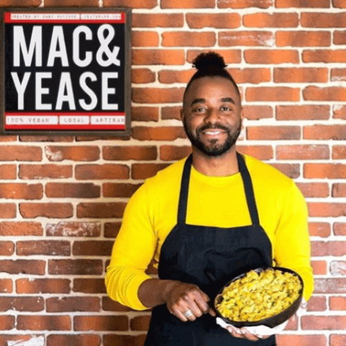 TK Black Vegan Chefs That Will Make You Forget About Meat