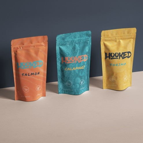 Swedish Startup Just Created the First Flaked Vegan Salmon