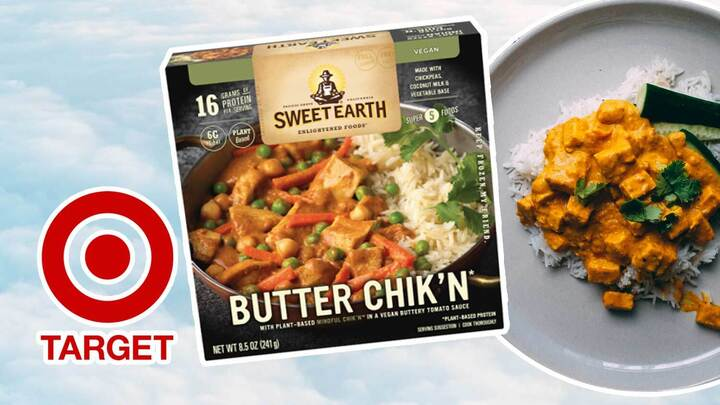 Vegan Butter Chicken Just Launched at Target