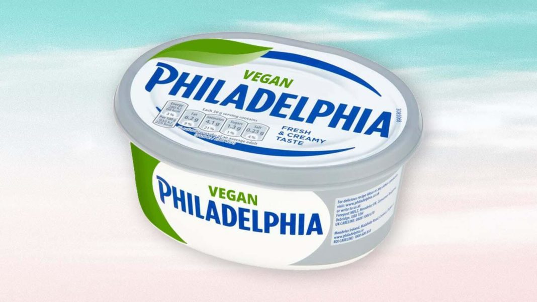 philadelphia is considering a vegan cream cheese spread