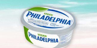 费城正在考虑一个素食奶油芝士酱