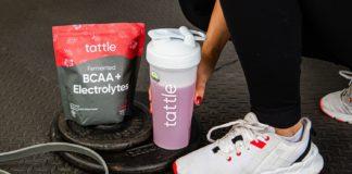 您的运动增添这种素食认证BCAA +粉