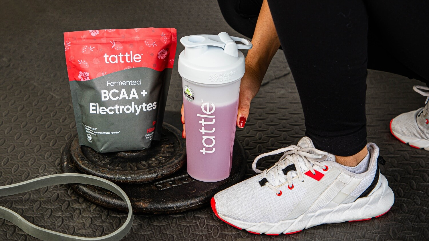 Boost Your Workout With This Vegan Certified BCAA+ Powder