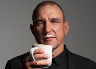 Vinnie Jones Has an Oat Milk Mustache In Vegan 'Make Mine Milk' Ad