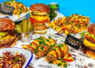BrewDog Just Launched the UK's Biggest Vegan Food Delivery Service