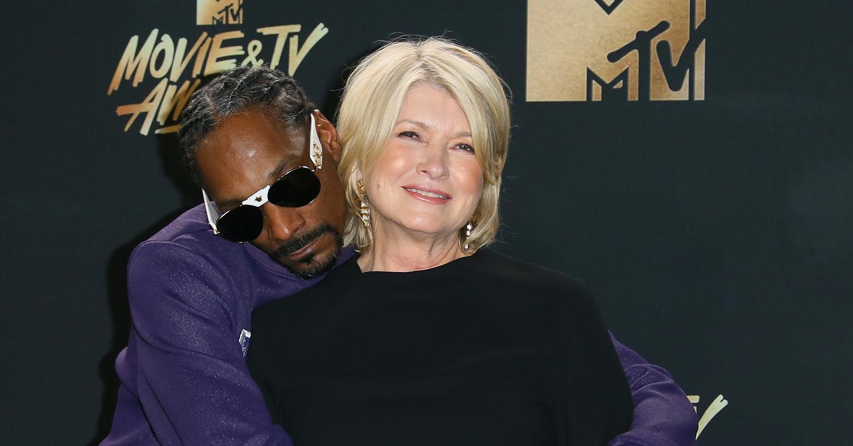 Martha Stewart Is Teaching Snoop How to Grow His Own Plant-Based Food
