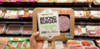 Beyond Meat Just Launched In 50 Alibaba Supermarkets in China