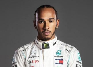Lewis Hamilton's New F1 Car Supports Black Lives Matter