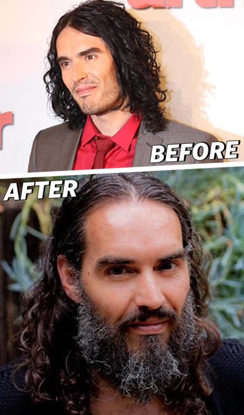 13 More Celebrities Before and After Going Vegan