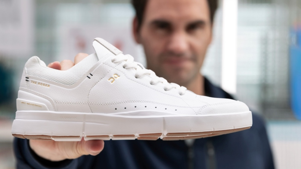 Roger Federer and On Just Launched a Vegan Tennis Sneaker