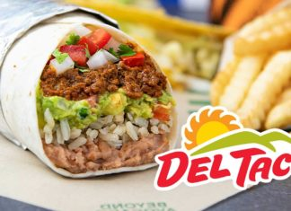 Del Taco Just Launched 2 Vegan Beyond Meat Burritos