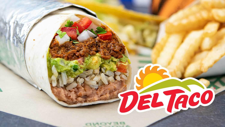 Del Taco Just Launched 2 Vegan Beyond Meat Burritos